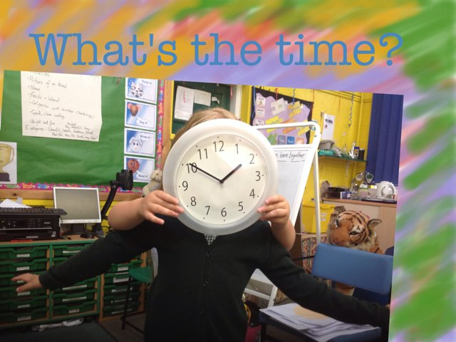 What's The Time? by John Hayes
