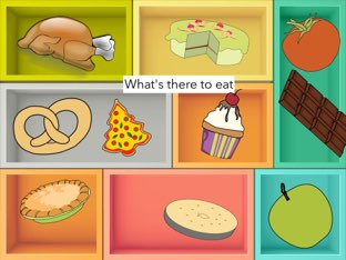 What's There To Eat by Jennifer Riu