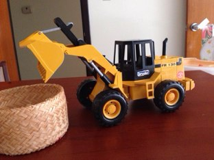 Wheel Loader Fun by Scott Surran