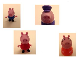 Where Is George Pig? by Carrie-Anne Brooke-Lovell