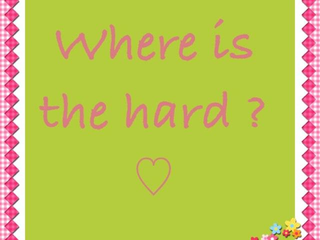 Where Is The Hard by Meno Meno