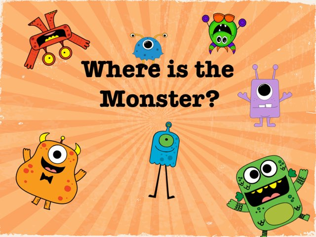 Where Is The Monster? by Michele Karszen