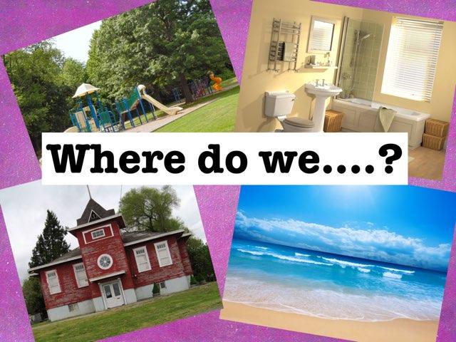 Where Questions by Erica Lynn