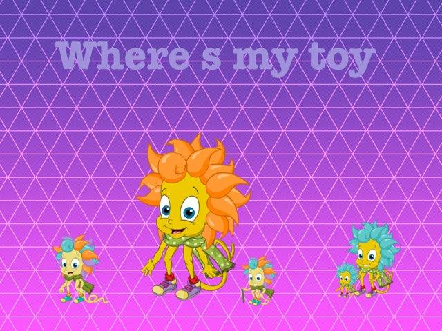 Where S My Stuff by Haya Helmy