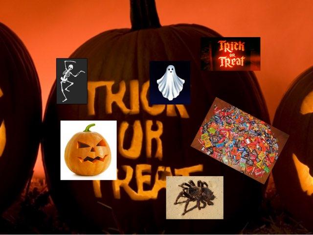 Where is Halloween edition!!! by Brady Dunn