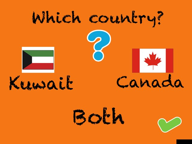 Which Country? by Safaa Mohamed