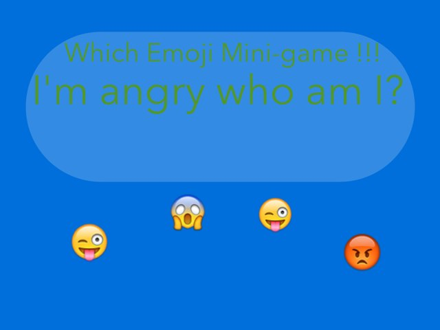 Which Emoji? by Mohd A_S