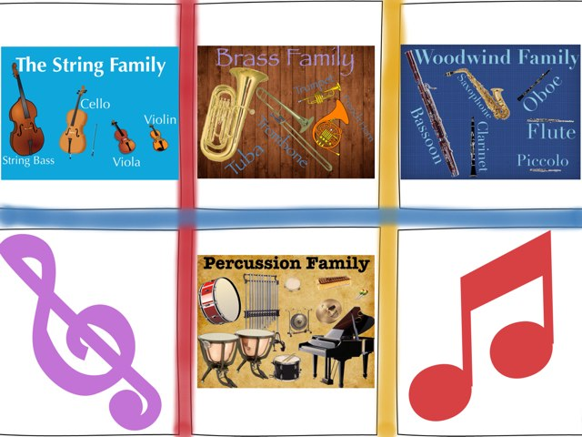 Which Instrument Sounds Higher? by Emily McCrory