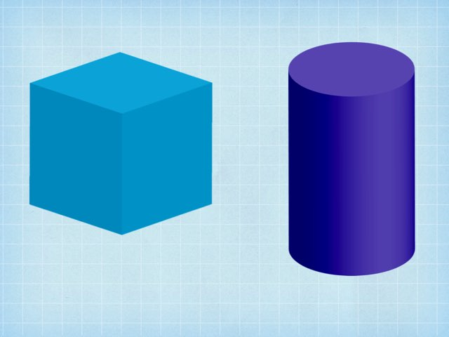 Which One Is A Cube? by Room4 room4