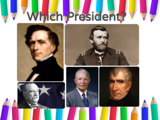 Which President? by Tomi Shamash