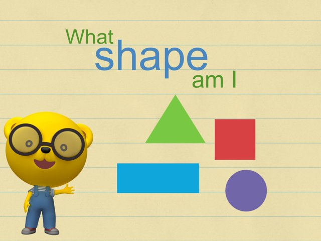 Who Am I? (shapes) by Mona Fikree