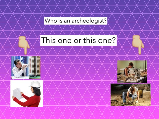 Who Is Archeologist by Diane Romero