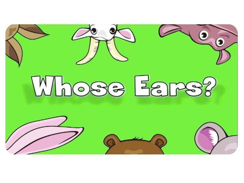 Whose Ears? by christina.varelagraded.br