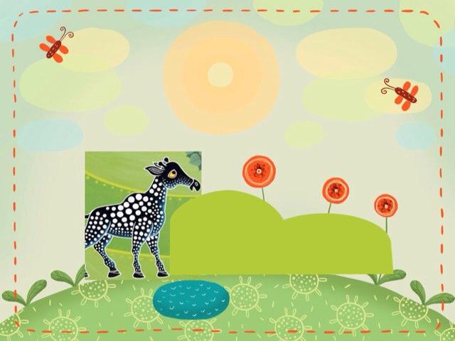 Why Giraffe Has A Long Neck by Katrina Fabbri