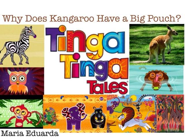 Why Kangaroo Has A Big Pouch by Katrina Fabbri