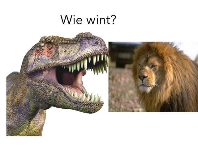 Wie Wint by Effi te braak