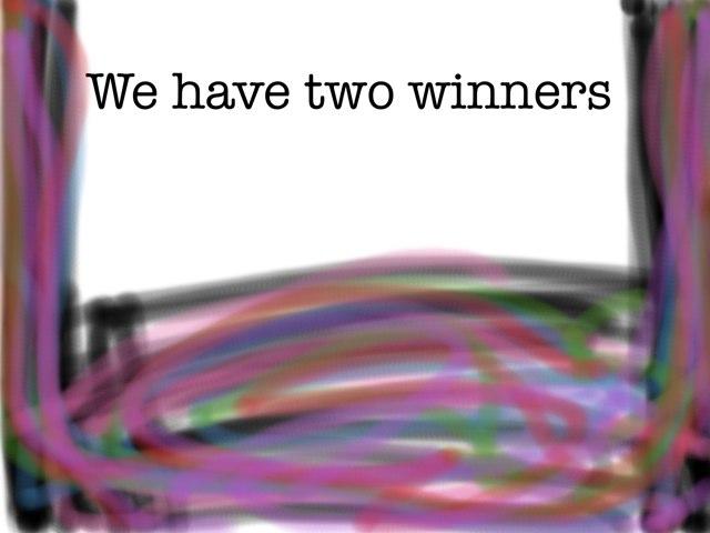 Winners by Makenzie Mathews