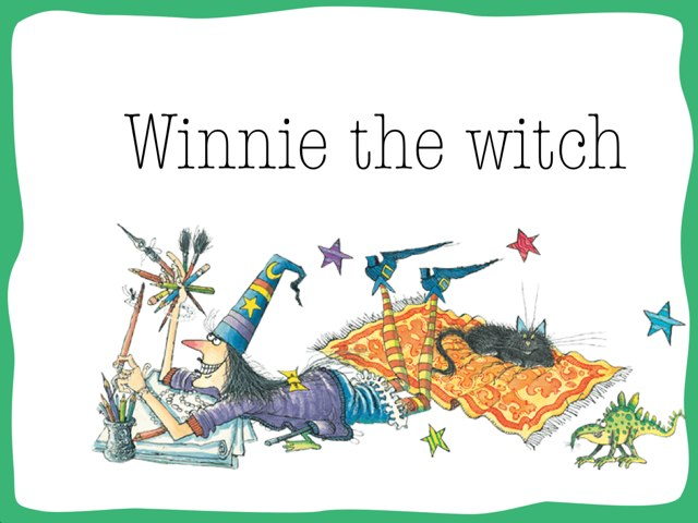 Winnie The Witch by Alice Turpin