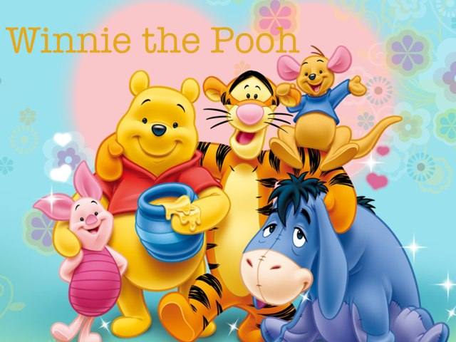 Winnie the Pooh by Nya Simmons