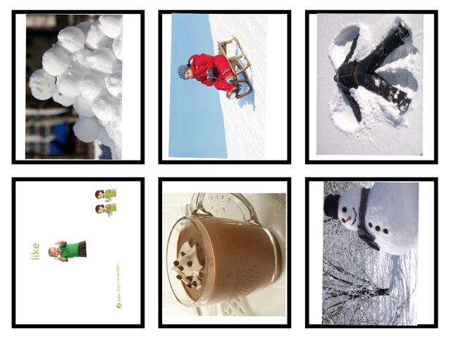 Winter Activities by Jenny Orange