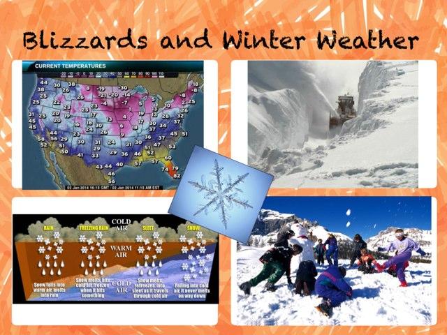 Winter Weather by Kylie Salmen