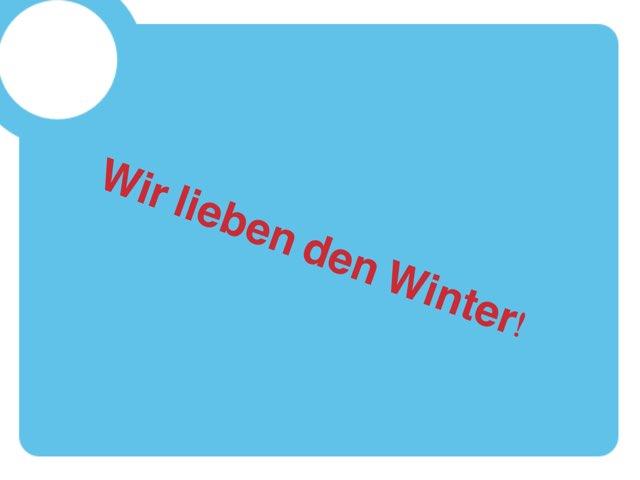 Winter  by Nadja Blust