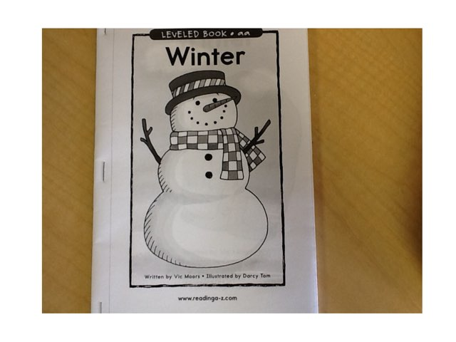 Winter by Sarah Severance