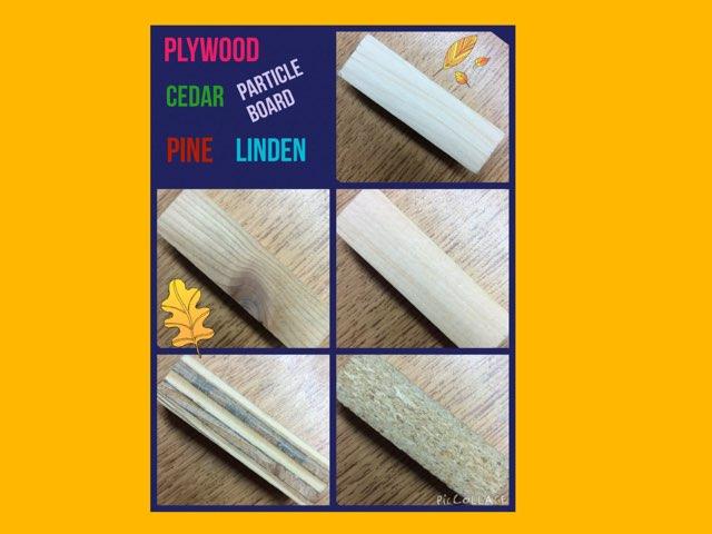 Wood Puzzle by Brad levenhagen