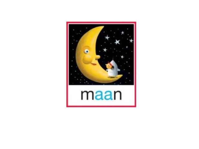 Woord Maan by Ellen heerink