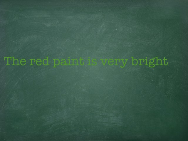Words Their Way Sentences by Khoua Vang