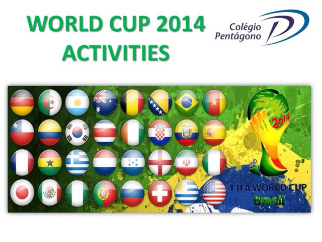 World Cup 2014  by Fernanda Lourenço