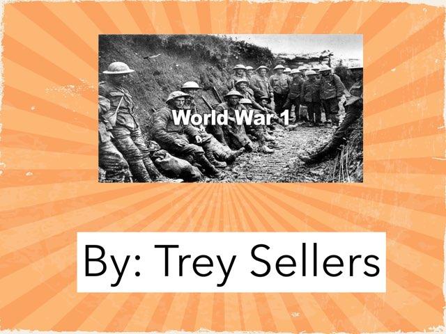 World War 1 by Cristina Chesser