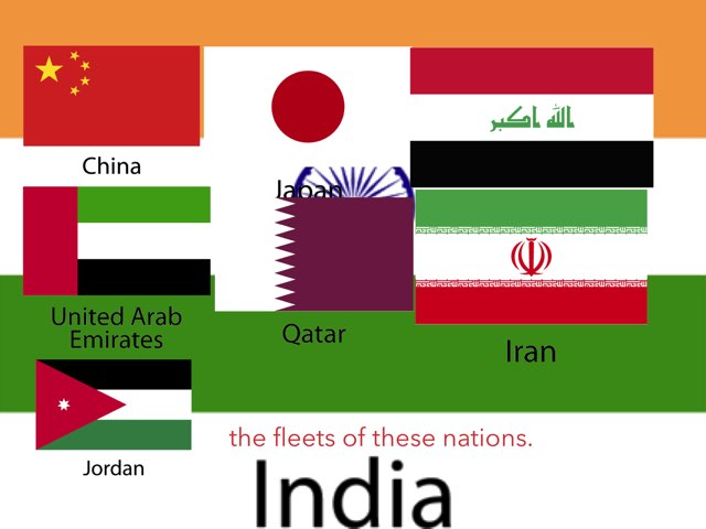 World facts by Syno Kurian