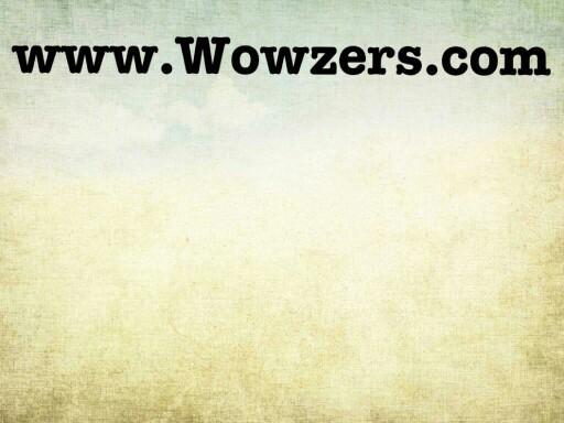 Wowzers by Johannes Galarza