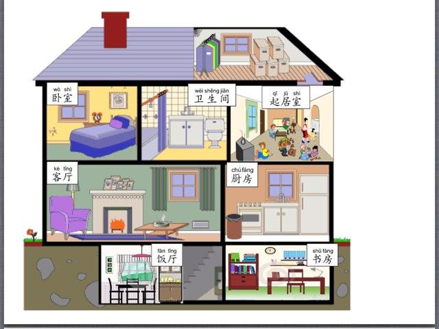 Y4 Rooms by Bradbury Pu