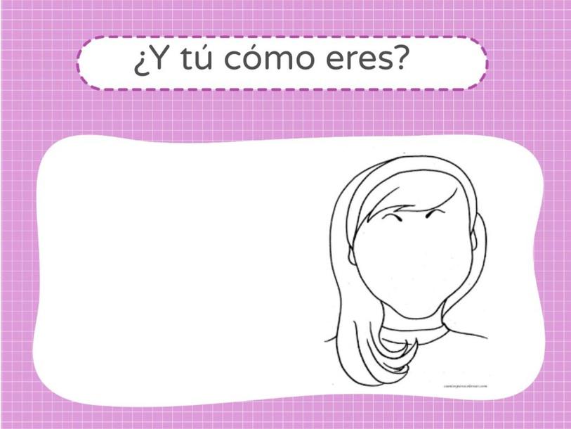 ¿Y tú como eres? by Valeria Medina