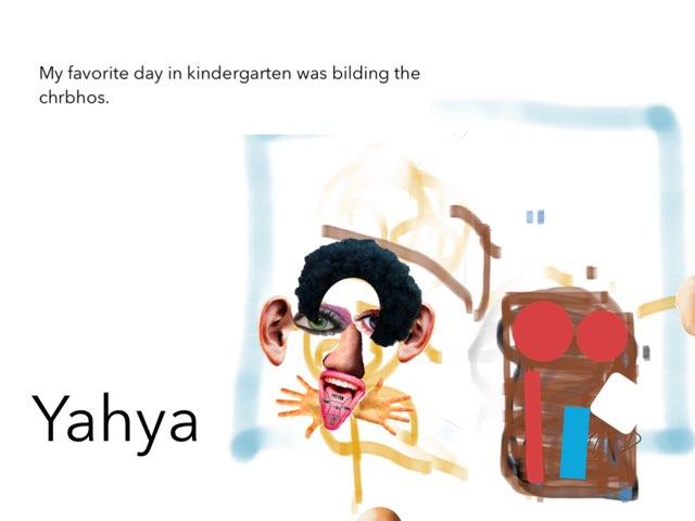 Yahya Favorite Day by Rachel Carter