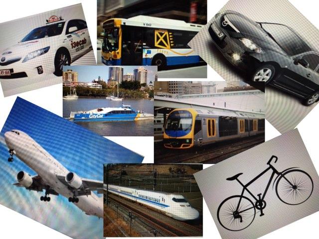 Year 1 Transport by Lauren Hunter