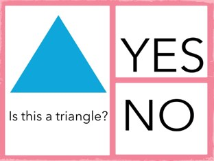 Yes No Question  by Lauren Spock
