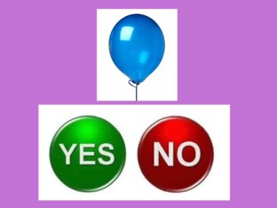 Yes-No questions by Jenn Hawkes