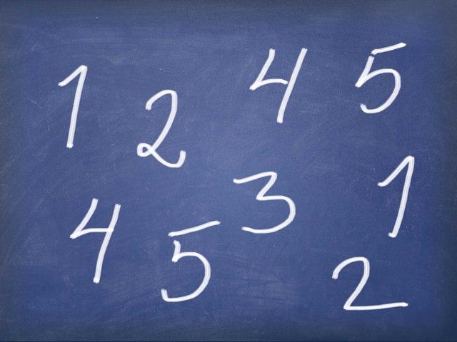 Yhteenlaskuja Luvuilla 1-5 by Suvi Orasuo