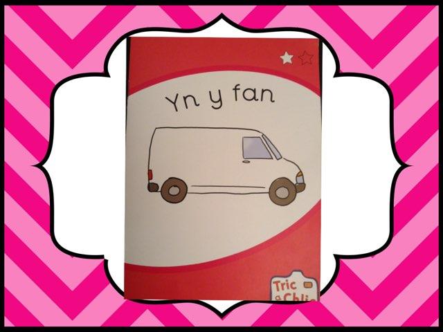 Yn y fan (pinc) by Einir Owen