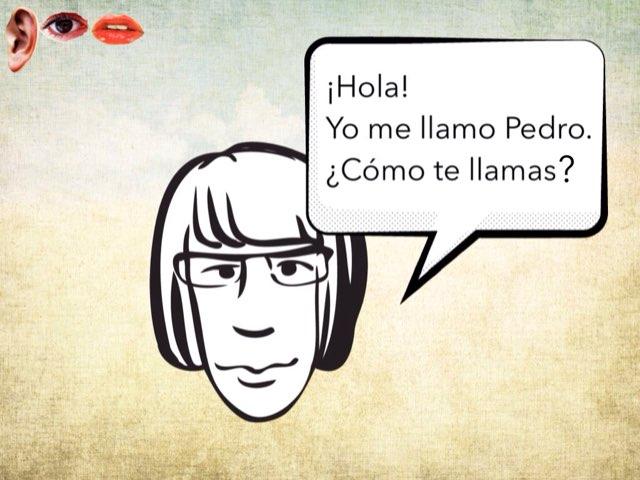 Yo me llamo... by Gabriela Maldonado