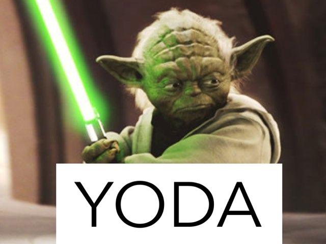 Yoda  by Jessica tamaccio