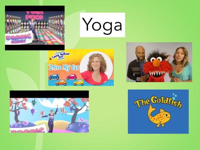 Yoga Videos by Kristin Meadows
