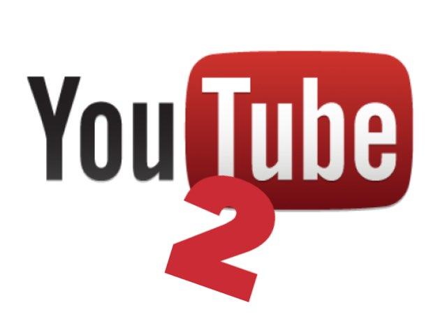 YouTube 2 by Cristian Lopez Kostiouk