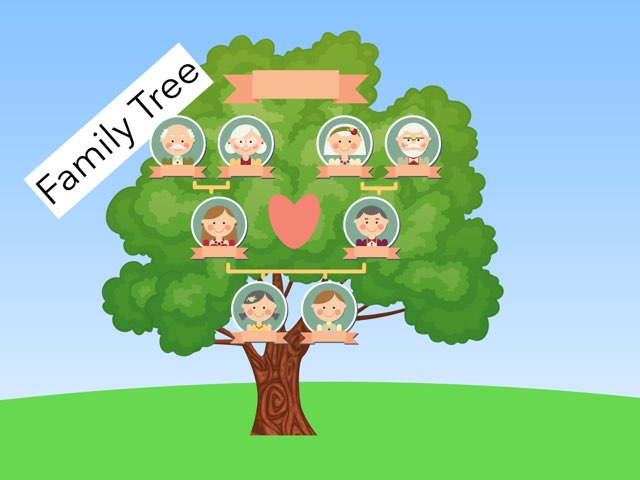 Your Family Tree by Kate Li