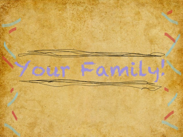 Your Family by Adriana Torres