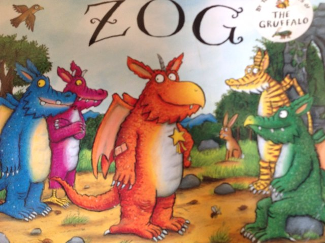 ZOG RHYMING WORDS by Jamie Edmondson