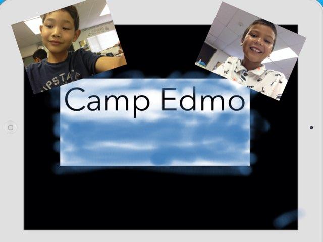 Zachary And Tyler Camp Edmo Documentary by Edventure More -  Conrad Guevara